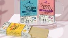 Detergenti Solidi per la cura dei Capelli - ZERO WASTE Eco-friendly