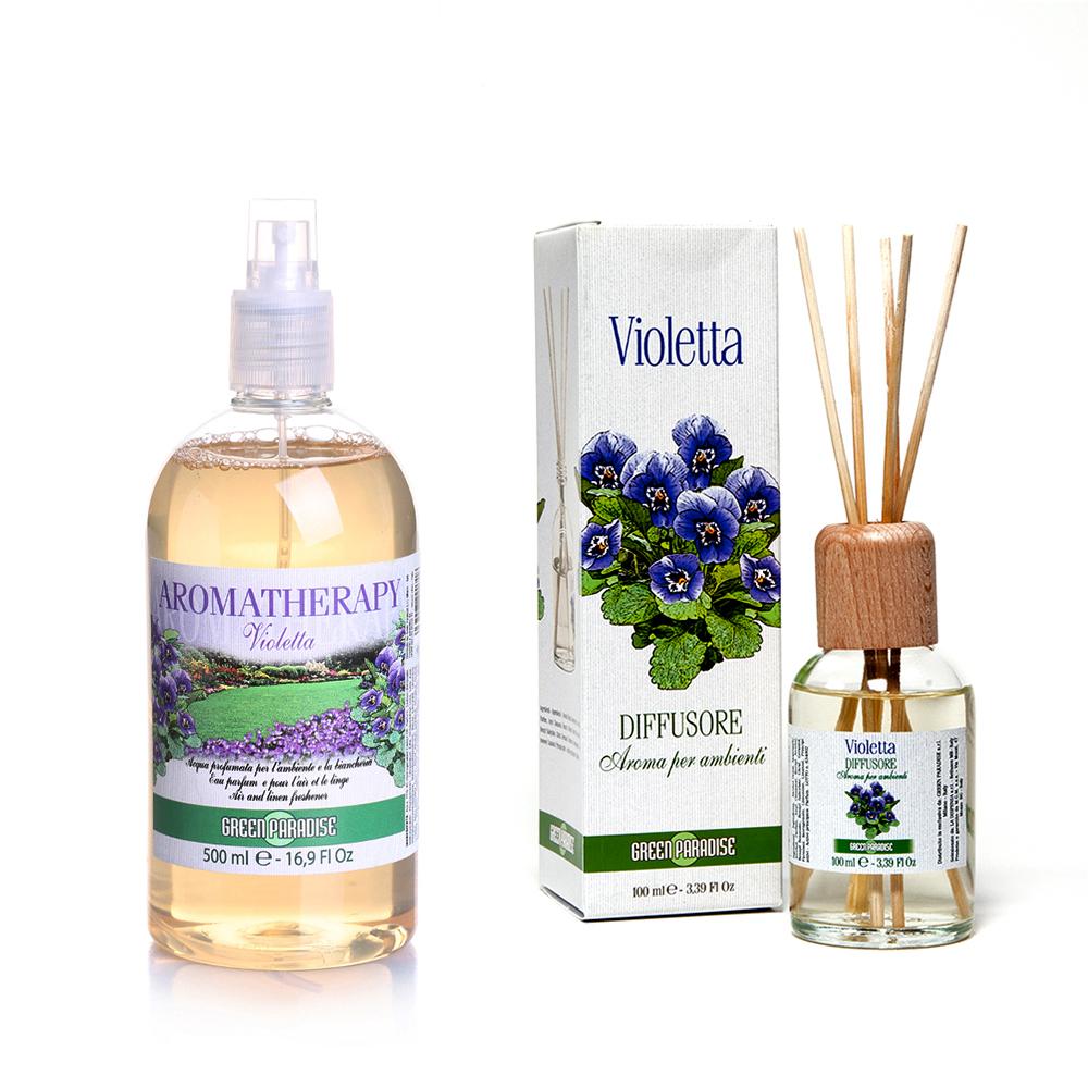 Per la casa violetta acqua profumata diffusore d 39 aroma - Casa pulita e profumata ...