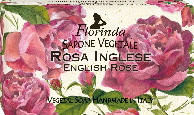 Saponi e scrub sapone rosa inglese for Rosa inglese